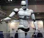 El guardaespaldas robot